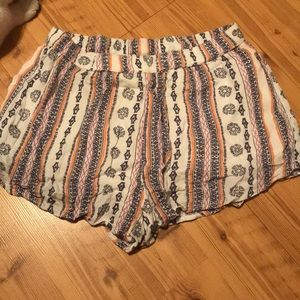 Abercrombie & Fitch Cloth Shorts
